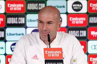 Zidane, DT del Real Madrid: