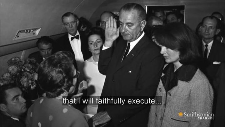 Jackie Kennedy Stands Silently By | Smithsonian