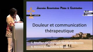 Douleur et communication thérapeutique
