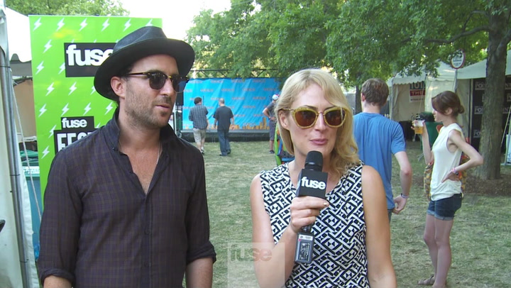 Metric On Music Videos and Working With Lou Reed