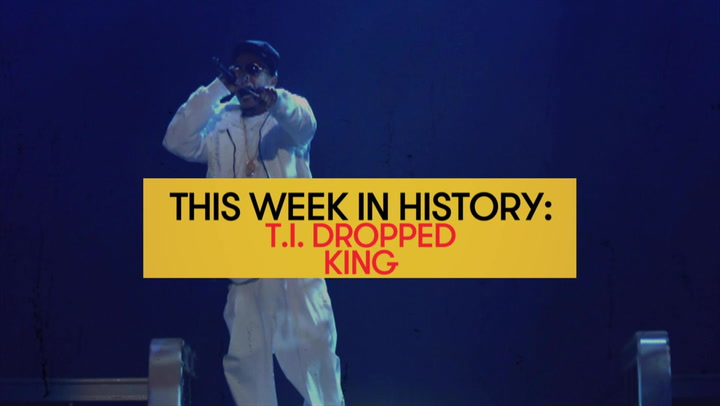 TI Releases King Album: This Week in History