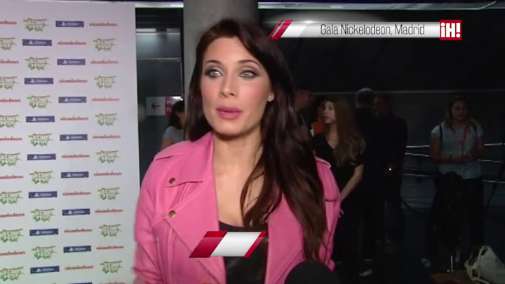 Pilar Rubio: \'Mi hijo ya dice papá y mamá y anda\'