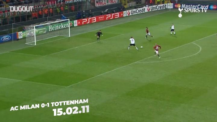 Tottenham Hotspur's best European moments