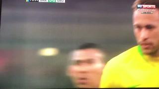 Amistoso: Neymar le da triunfo a Brasil sobre Uruguay en Londres