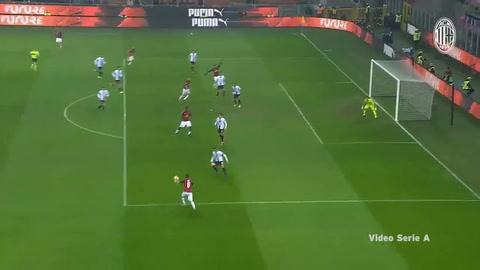 Milan 3-0 Cagliari (Serie A)