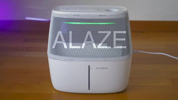 Preview image of Stylies Alaze Humidifier video