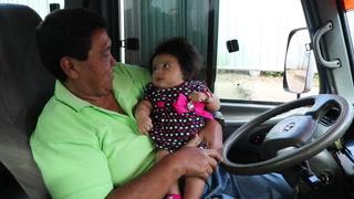 Marlen Suyapa Bonilla, una abuela abnegada y amorosa