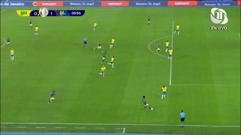 Brasil 1-1 Colombia (Copa América)