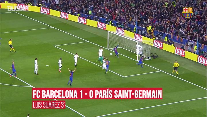 Remontadas: FC Barcelona 6-1 Paris Saint-Germain