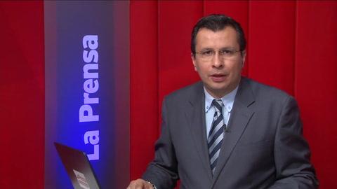 Noticiero LA PRENSA Televisión, edición completa del 6-12-2018. Encapuchados incendian tres buses frente a la UNAH