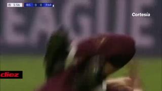Alarma en el PSG: Neymar empezaba el show y salió lesionado en la Champions League