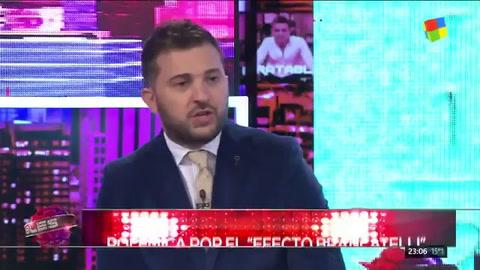 Brancatelli descartó que haya beneficiado a Cambiemos tras el cruce con Vidal