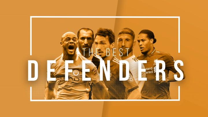 Best Defenders: Stefan De Vrij
