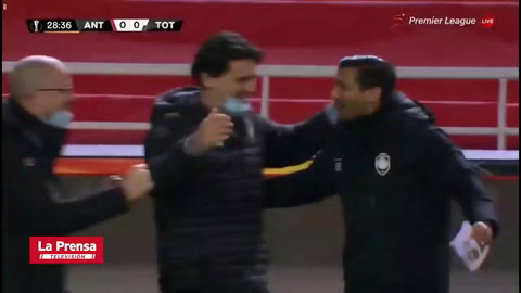 Antwerp 1-0 Tottenham (Europa League)