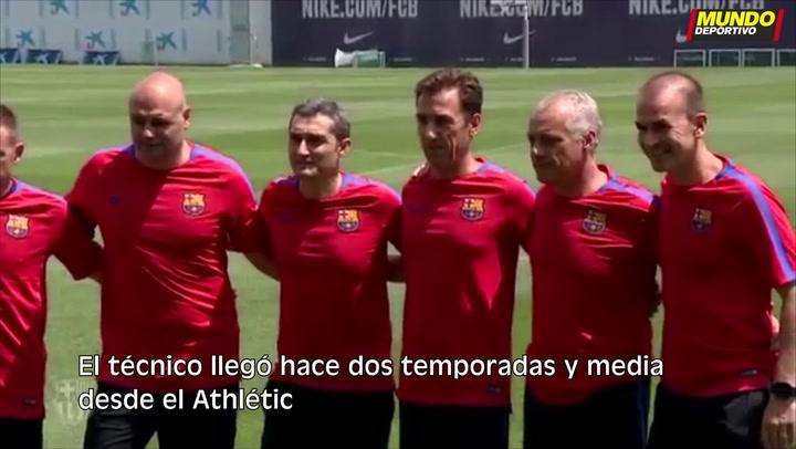 Valverde destituido, entra Quique Setién