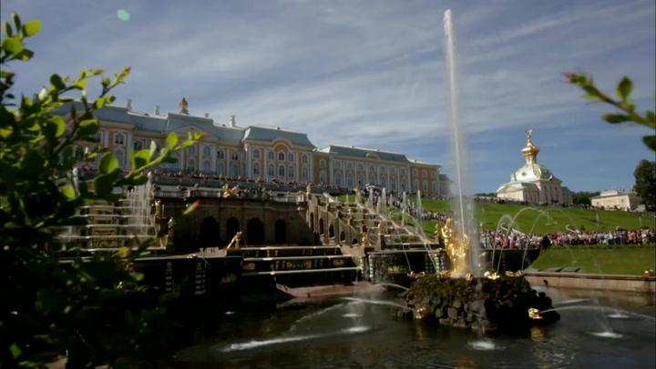 San Petersburgo, sede de la Euro 2020