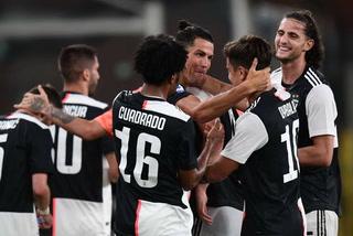 Juventus gana 3-1 en Génova y mantiene su ventaja sobre Lazio