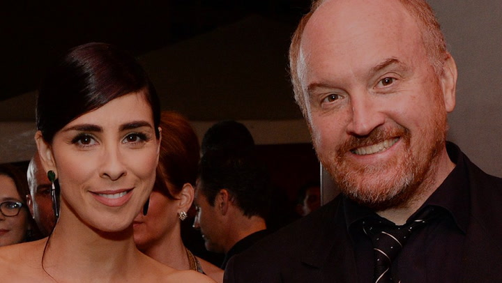 Sarah Silverman Says Louis C K Masturbated In Front Of Her Variety