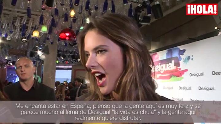 Alessandra Ambrosio: \'Ganar dinero es importante, pero mi prioridad es mi familia\'