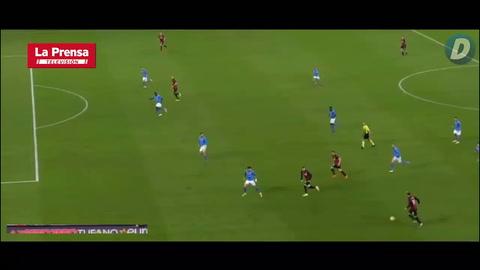 Con doblete de Ibrahimovic, el AC Milan venció 3-1 al Napoli
