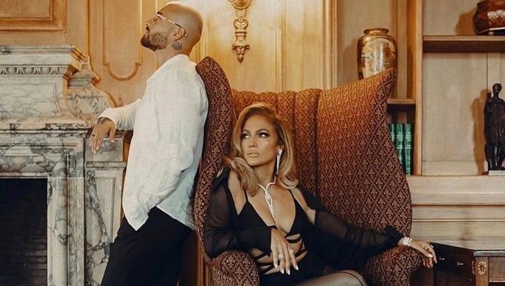 Jennifer Lopez tira abajo las redes con su imponente actuación en el vídeo de su tema con Maluma
