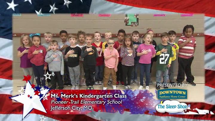 Pioneer Trail Elementary School - Ms. Merk - Kindergarten