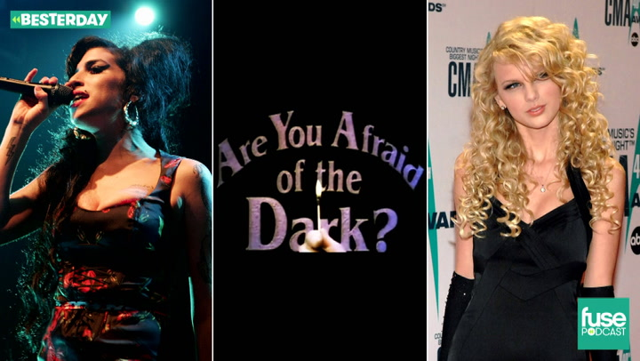 Amy Winehouse's Back to Black, Taylor Swift's Debut and Are You Afraid of the Dark: Besterday Podcast