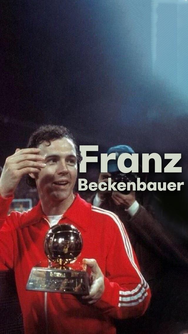 Futbolun En Büyük Sahnesi - Franz Beckenbauer