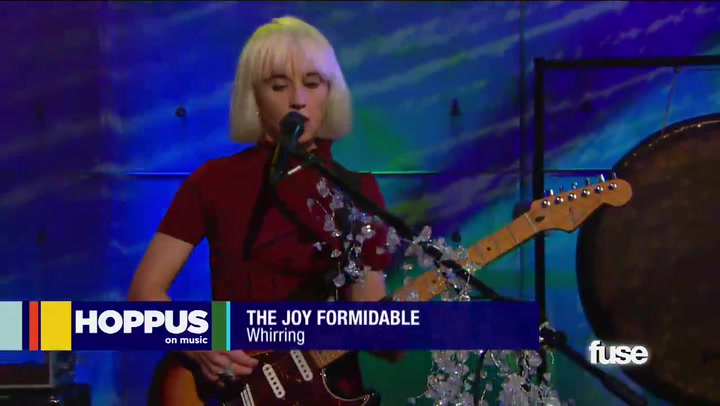 """Shows: Hoppus on Music: The Joy Formidable, """"Whirring"""": Hoppus on Music Web Exclusive"""