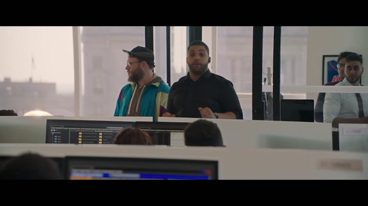 Clip: Lance at the Office