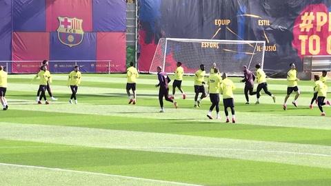 Messi anuncia que los futbolistas del Barça se bajan el sueldo un 70% por el coronavirus