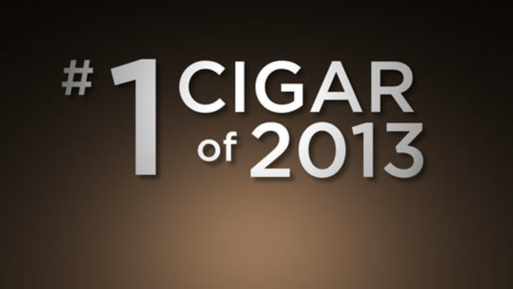 2013 Cigar of the Year