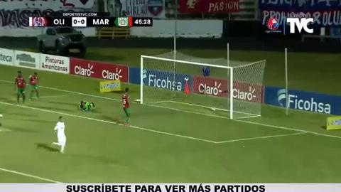 Gol de Eddie Hernández al Marat