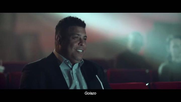 Ronaldo, protagonista de la campaña 'Vuelve la Champions'
