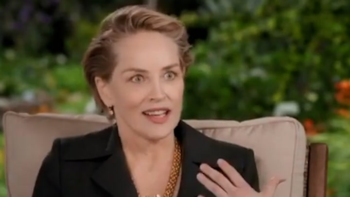 Sharon Stone speaks about recapturing her radiance after her stroke