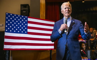 Biden and Sully Sullenberger speak in Henderson – VIDEO
