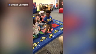 4-Minute Buzz: He likes to move it. This toddler went viral with his adorable dancing.
