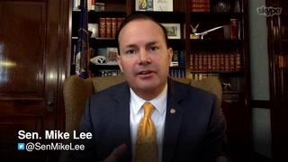 Sen. Mike Lee debunks progressive un-American, anti-Constitution rhetoric