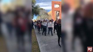 UNLV Student Walkout