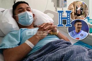 Emilio Izaguirre contó la angustia que vivió tras lesionarse ante Motagua: