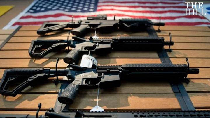 Democratic tensions bubble up after GOP amends gun bill