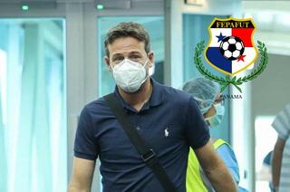 El técnico danés, Thomas Cristiansen, arribó a Panamá para iniciar a trabajar con la Selección de fútbol