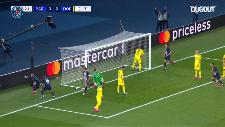 Neymar'ın PSG Formasıyla Şampiyonlar Ligi'nde Attığı En İyi 3 Gol
