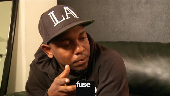 Interviews: Kendrick Lamar Album Leak