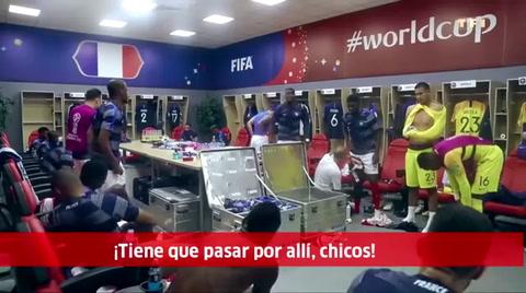 El día que Pogba quiso matar a Messi y al resto de la selección argentina
