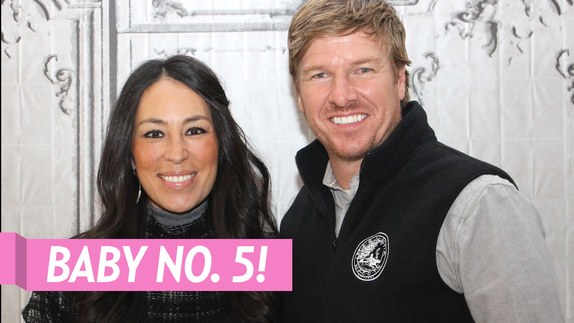 Joanna Gaines Gives Birth, Welcomes Baby No  5 With Husband Chip