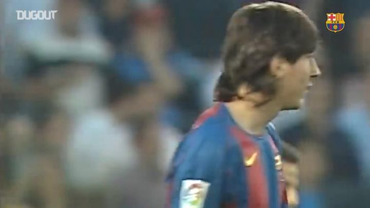 Messi chega aos 700 gols na carreira
