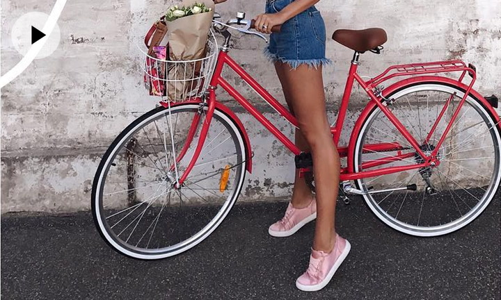 Las zapatillas también son para los días de calor
