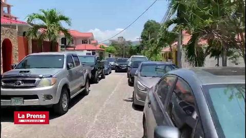 Vecinos de Villas Mackay, Villalta y residencial Cedros se oponen que lleven pacientes con COVID-19 a zona no infectada