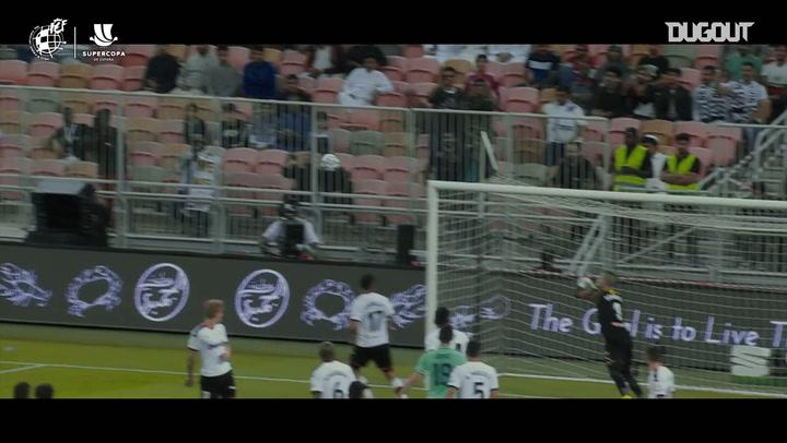 عودة بالذاكرة: أبرز لحظات كأس السوبر الأسباني ٢٠١٩-٢٠٢٠ في السعودية